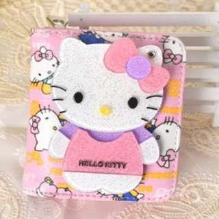 Hello Kitty Wallet with Mirror🌟NEW YEAR SALES