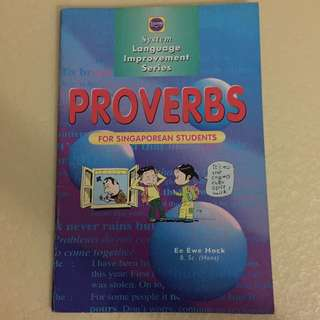 LEARN Language PROVERBS