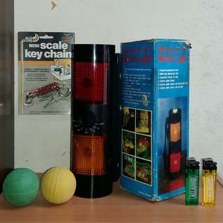 TORCHLIGHT 6 in 1 Multi Light Taiwan Vintage 80s