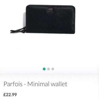 Parfois minimalist wallet