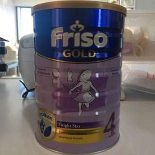 Friso Gold Stage 4 (1.8L)