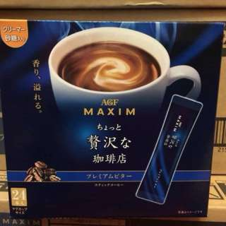 🚚 AGF MAXIM 華麗香醇咖啡