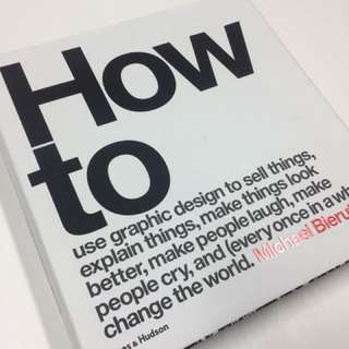 How To | Michael Beirut Pentagram, Graphic Design