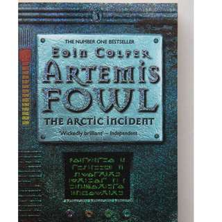 Children's Books (Artemis Fowl  The Arctic incident)