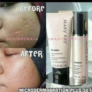 Marykay pore minimise & microdermabrasion(ready stock)