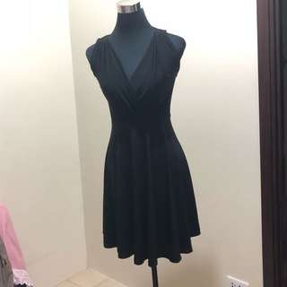 Black Karimadon Dress
