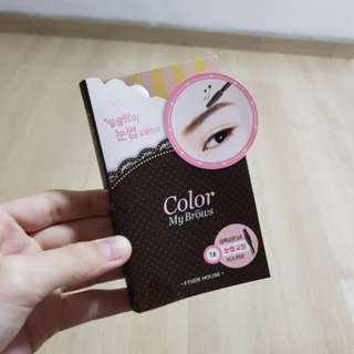 Etude House Color Your Brows