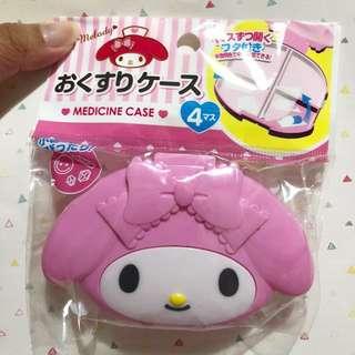 Sanrio My Melody medicine case box