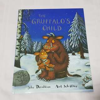 Brand new The Gruffalo's child