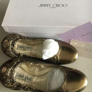 Jimmy Choo Authentic. Fits size 37-38 Bcos of the design