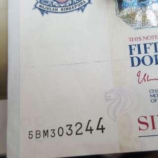 ERROR SG $50 PROTRIAL NOTE.