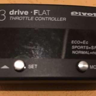 Pivot 3 - Drive Flat for BMW
