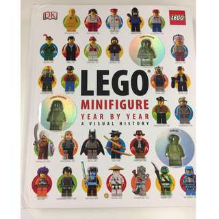 LEGO Minifigure Year by Year A Visual History (No Minifig)