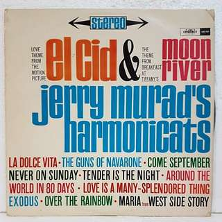 Love Theme From El Cid & Other Motion Picture Songs & Themes  Vinyl Record
