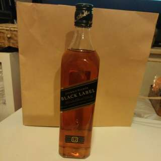 Black Label 12yrs