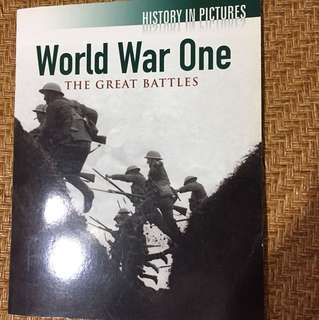World War One: The Great Battles