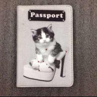 Preloved! CAT Passport Sleeve
