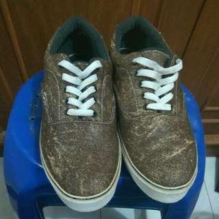 Sepatu - Golden Brown - size 42