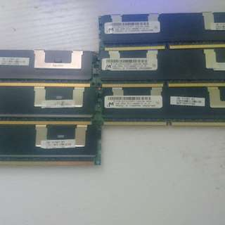 4GB ECC DDR3 10600