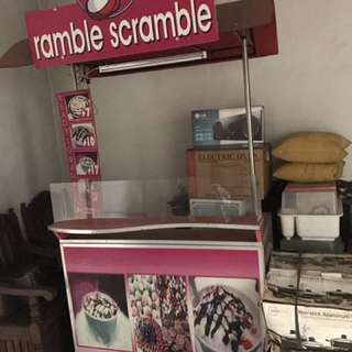 Rush sale!!! Food cart