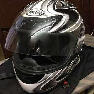 電單車頭盔#只用不足5次 擺多過用