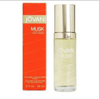 《 Jovan Musk 》Authentic!