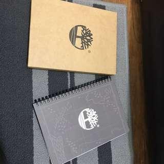 Timberland 日曆筆記本 2018
