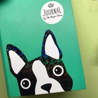 HOLO PUG PAPER STONE JOURNAL