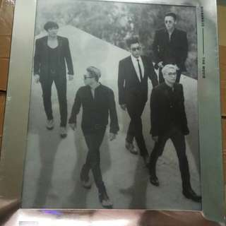 BIGBANG THE MOVIE BLUE RAY DVD
