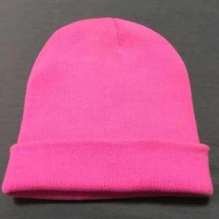 清貨男女合用冷帽 帽子 Beanies 只售25元 包平郵 全新 極多色選擇