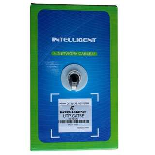 Intelligent utp lan cable cat5e and cat6