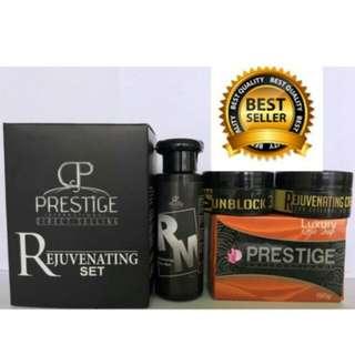 PRESTIGE Rejuvenating Set (zero peeling)