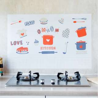 Self-Adhesive Anti-oil Wall Tiles Stickers - Omnom Kitchen