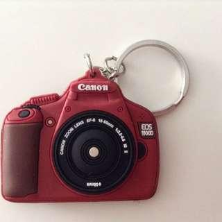 CANON Camera keychains x 4 pc