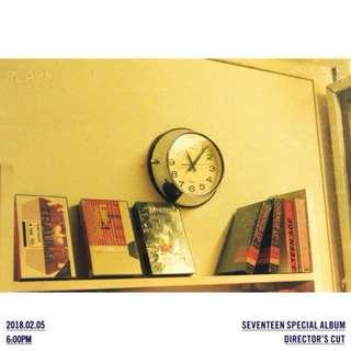 SEVENTEEN SPECIAL ALBUM (DIRECTOR'S CUT)