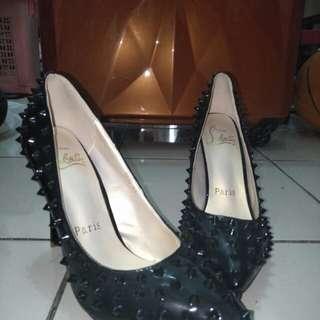 Christian Louboutin Spike Shoes Heels