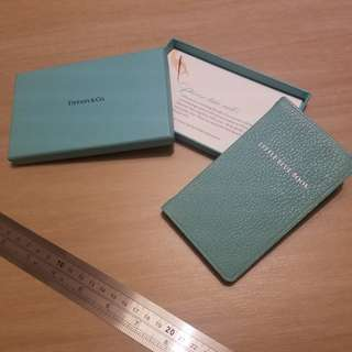 TIFFANY & CO 筆記薄 【全新】