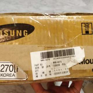 Wall mount bracket Samsung WMN4270