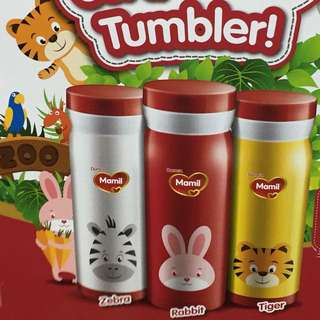 [BN] THERMOS Cute Tumbler (from MAMIL)