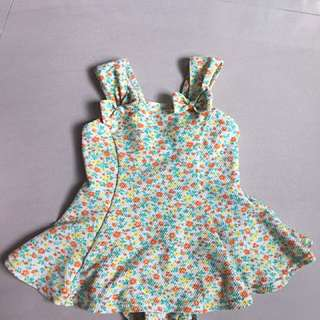 Preloved Girl Swimming Dress