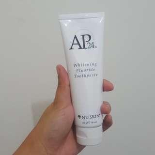 Nu Skin AP24 Whitening Flouride Toothpaste (110g)