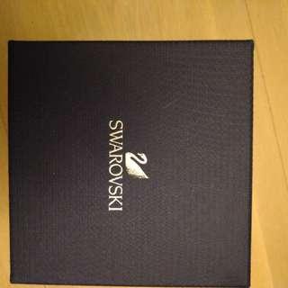 Swarovski watch box