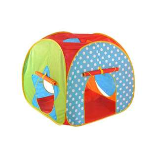 Cube play tent