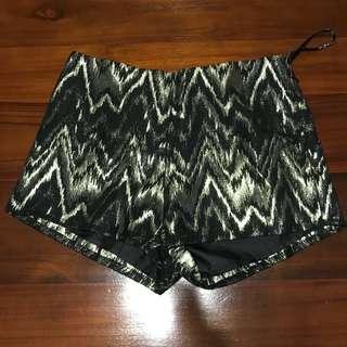 Love bonito Jacquard shorts