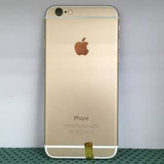 iPhone 6 16GB Gold like-new full set
