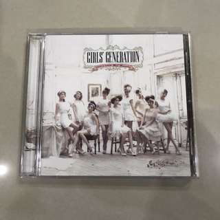 Girls' Generation Japan 1st Album