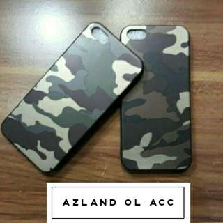 CASE IPHONE 5 / 5s /5 se (case army)