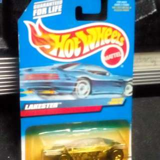 LAKESTER Hot Wheels
