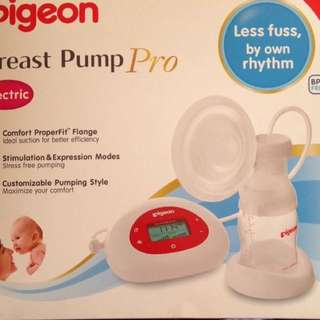 Pigeon Electric Breast Pump and Sterilizer