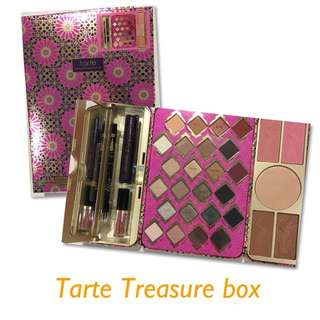 TARTE LIMITED EDITION TREASURE BOX